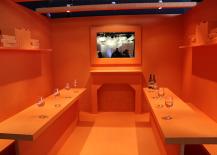 Minimalist-Orange-Table-Design-217x155