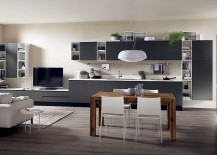 Motus blurs the line between the kitchen and the living room