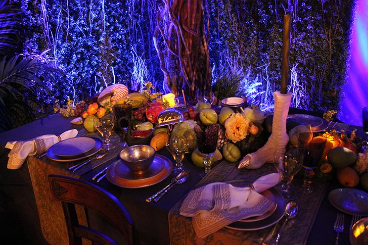 NYT Garden Table