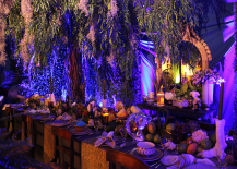 New York Times New Orleans Themed Tablescape