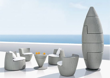 Obelisk Stacking Furniture Set