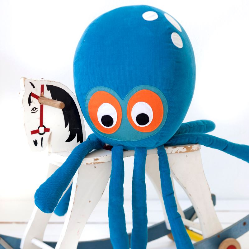 Octopus cushion from ferm LIVING