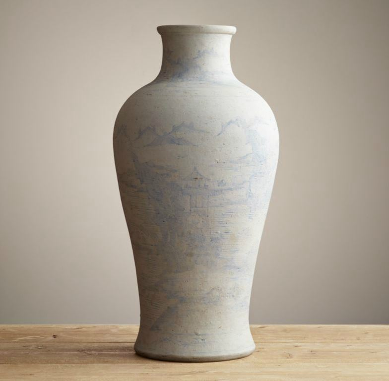 Porcelain vase from Restoration Hardware