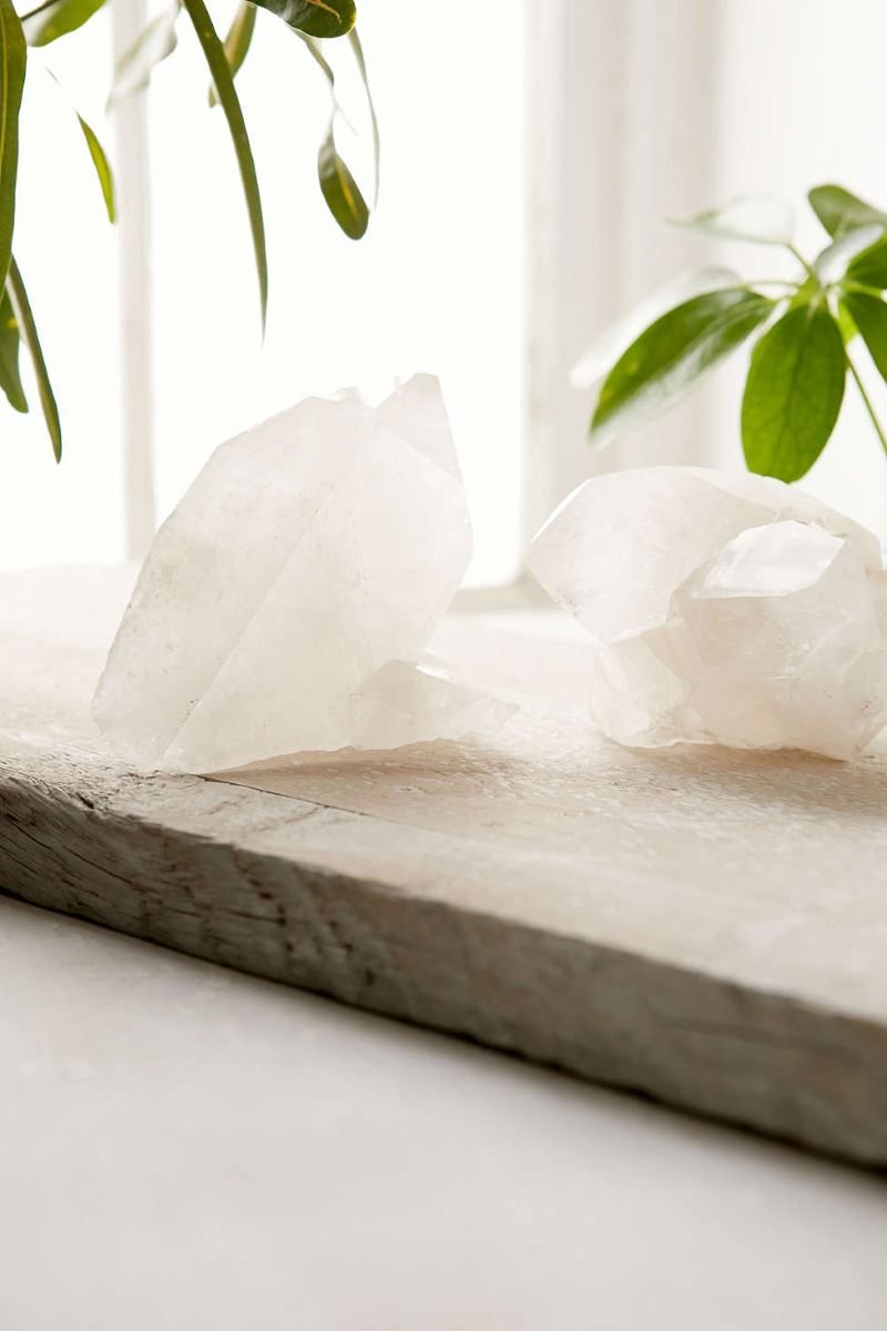 Quartz crystals from Urban Outfitters