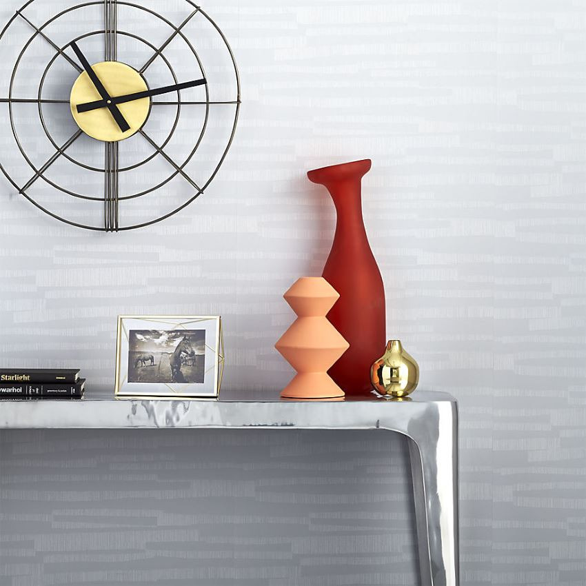 Self adhesive wallpaper from CB2 10 Minimalist Wallpaper Designs with Modern Flair