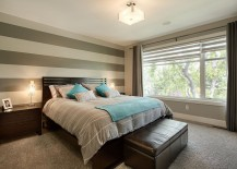 Simple-accent-wall-with-horizontal-stripes-in-the-bedroom-217x155