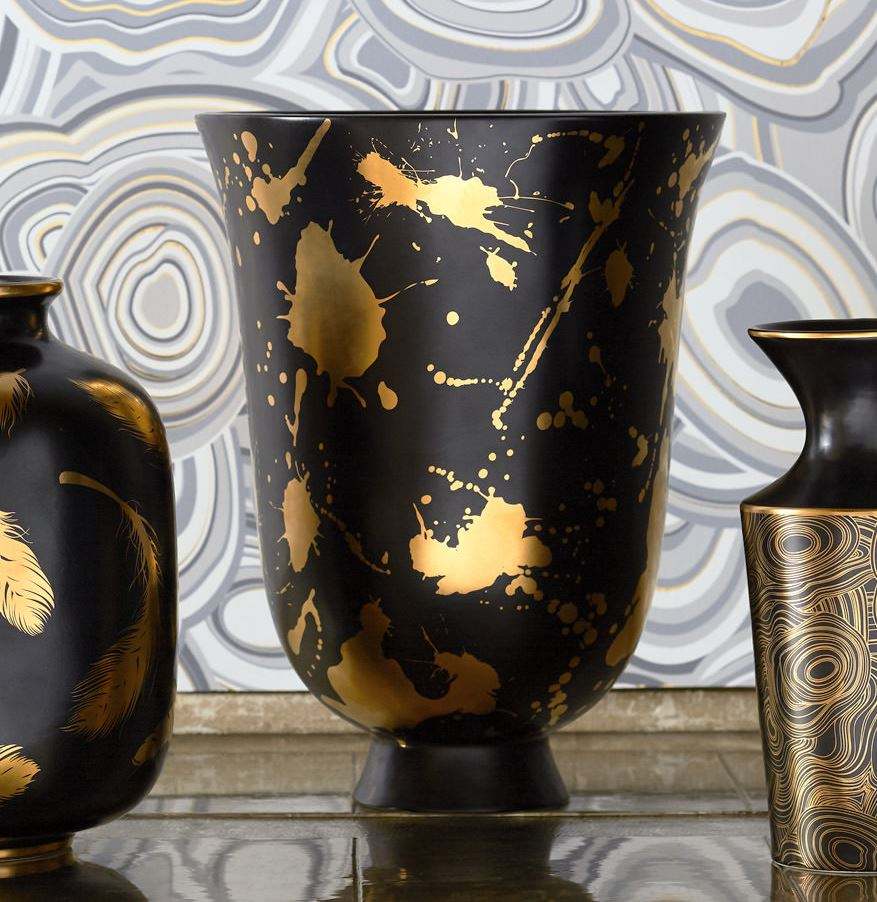 Splatter vase from Jonathan Adler