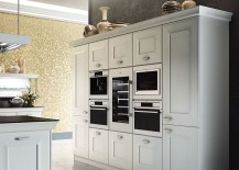 Standalone cabinets that also make space for your kitchen appliances