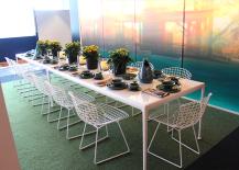 Summery Retro Table