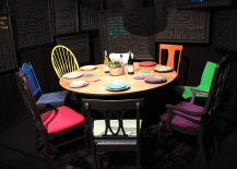 Table-and-Colorful-Chairs-217x155