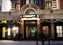 The Jade Hotel Entrance