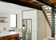 Timber-recovered-from-the-renovation-finds-a-place-in-the-kitchen-217x155