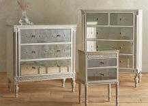 Tracey Boyd Mirrored Dresser