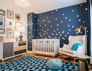 25 Brilliant Blue Nursery Designs That Steal the Show!