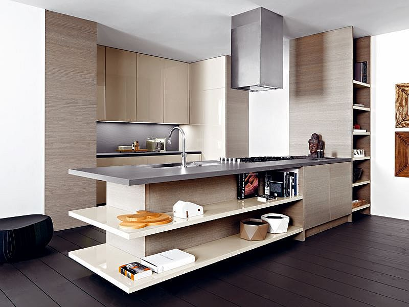 Turn even the smallest nook into a stylish kitchen
