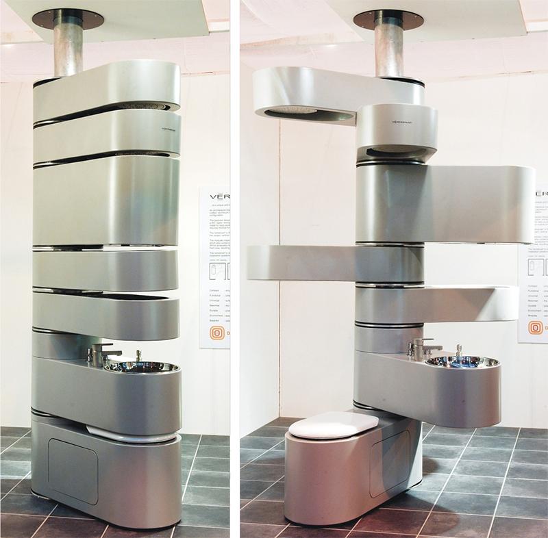 Vetebrae Bathroom