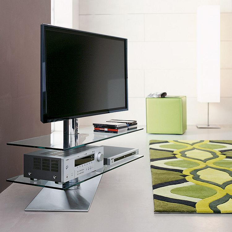 Vision - Simple and unassuming TV unit from Cattelan Italia