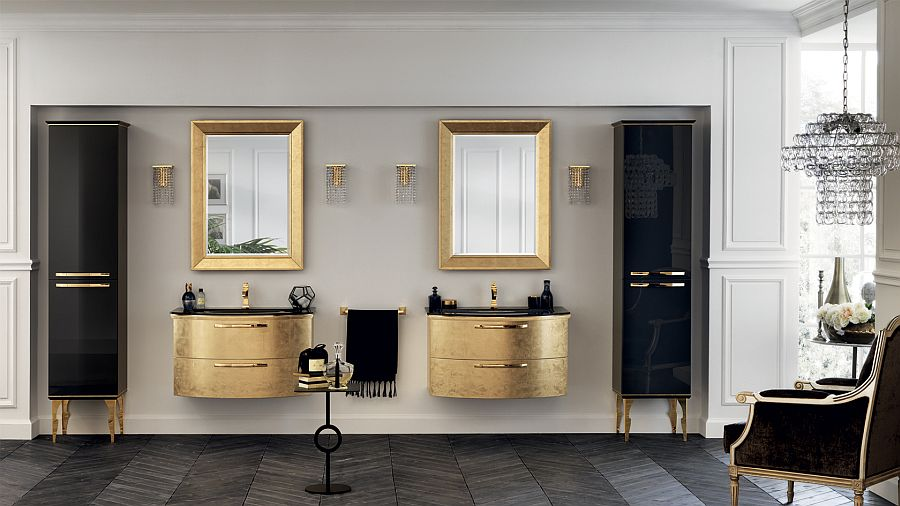 Magnifica luxurious italian bathroom true to its name - Bathroom design ideas italian ...