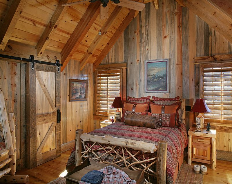 Bring home the charm of the woodsy cabin [Design: modern rustic homes]