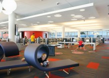 Cedar Rapids Library Interior 217x155 Nerd Out in These Stunning, Award Winning Libraries