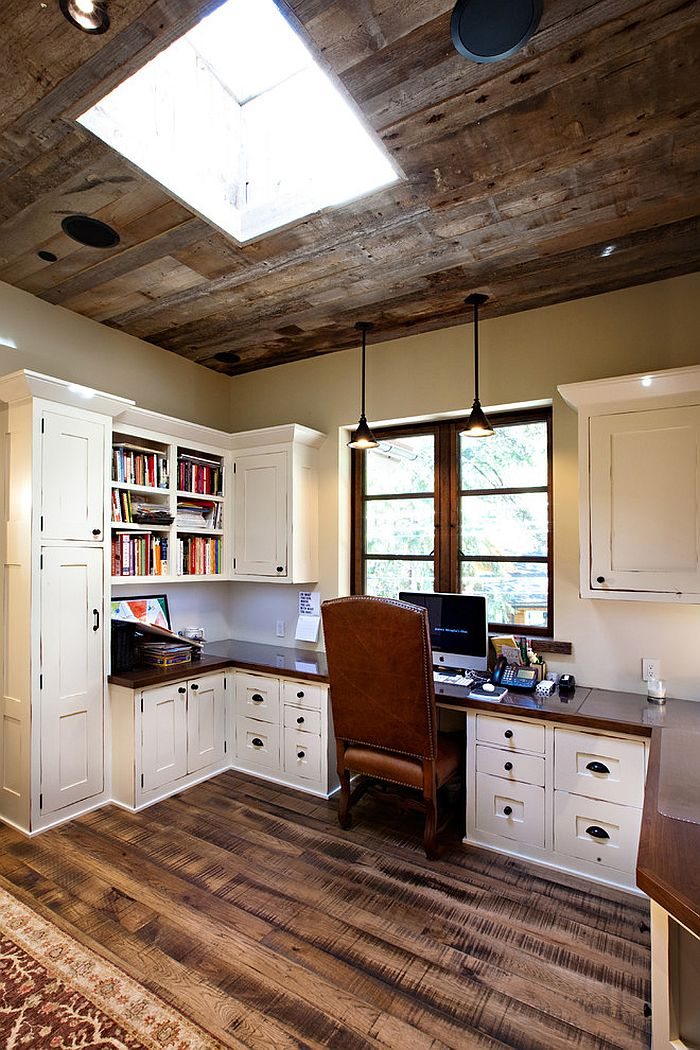 Home Design Ideas: 20 Trendy Ideas For A Home Office With Skylights