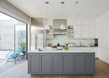 Contemporray-white-kitchen-with-a-smart-gray-island-217x155