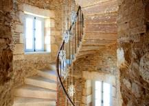 Cottage Stairway Interior