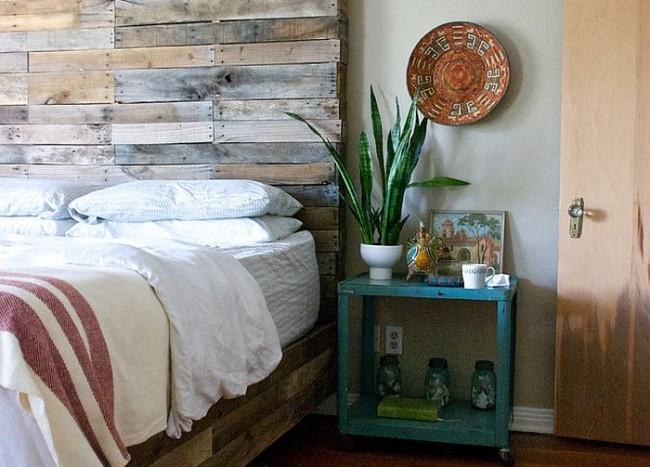 2017 ingenious wooden headboard ideas for a trendy bedroom