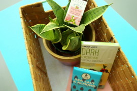 DIY Mother's Day Gift Basket  8 DIY Mother's Day Gifts You Can Make Yourself DIY Mothers Day Gift Basket 270x180