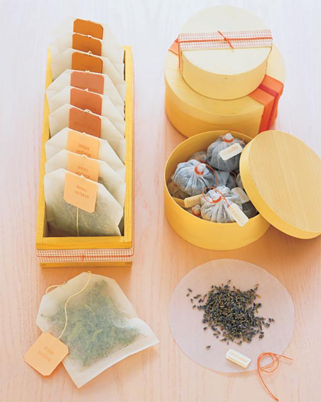 DIY Tub Teas