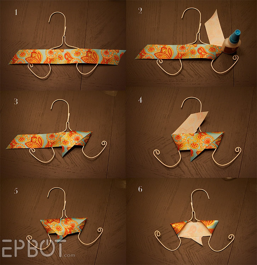 DIY Wire Shoe Hanger Tutorial