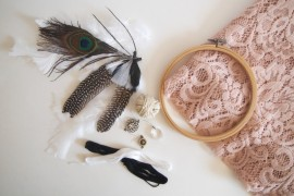 DIY dreamcatcher materials  8 DIY Mother's Day Gifts You Can Make Yourself DIY dreamcatcher materials 270x180