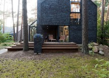 Dark-Exterior-of-the-contemporary-house-instantly-draws-attention-217x155