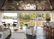 Dream waterfront retreat offers a soothing hangout