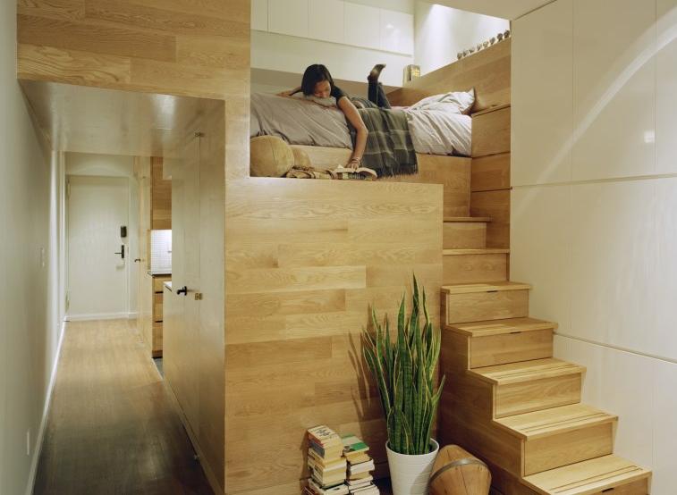 East Village Mini Loft