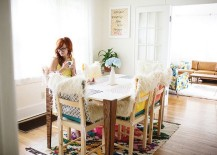 Eclectic dining room from Skunkboy