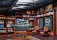 Eclectic-home-office-with-an-intriguing-design-217x155