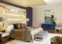 Fabulous master suite in neutral hues with a hint of coastal blue
