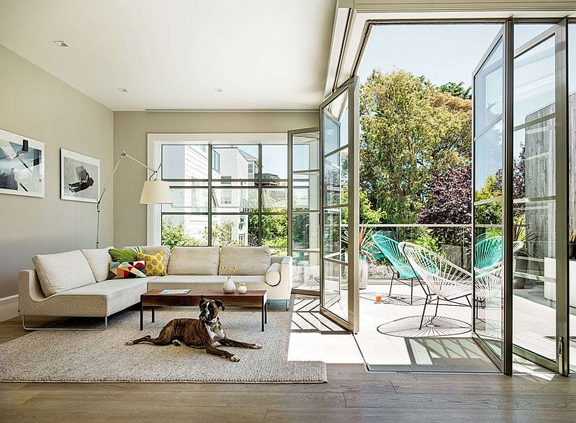 Victorian Home Remodel in San Francisco by Feldman Architecture