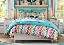 Girls' bedroom from PBTeen