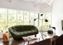 Gorgeous-Ploum-Sofa-in-green-steals-the-show-217x155