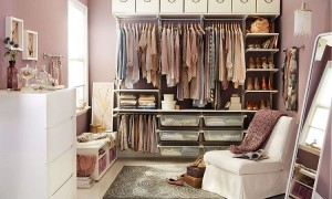IKEA Algot Closet offers the perfect storage solution