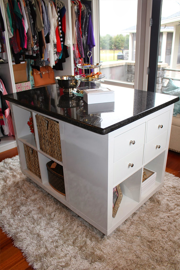 Diy Ikea Hack Kitchen Island