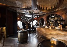Ingenious design of Bar Raval inspired by the curious culinary world
