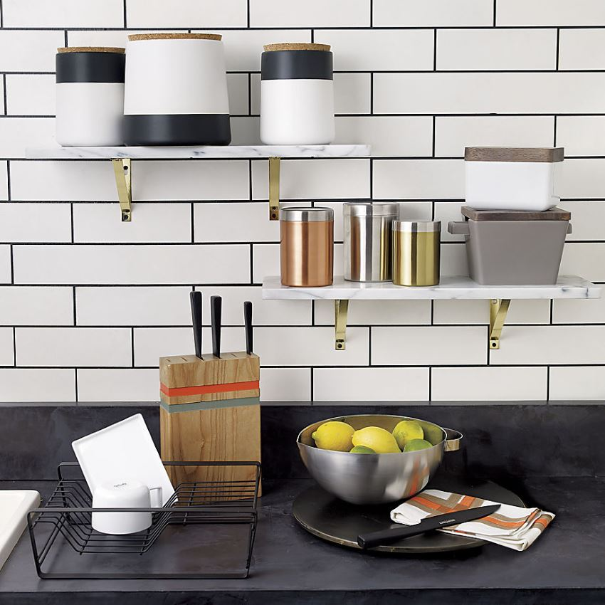 Kitchen accessories from CB2