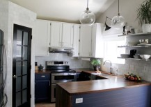 Kitchen renovation from Chris Loves Julia