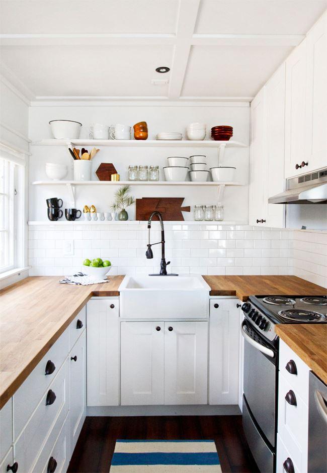 Kitchen renovation from Smitten Studio