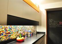 LEGO-Backsplash-with-Chalkboard-Wall-217x155