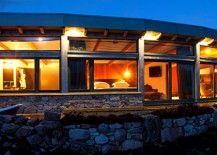 Modern Scottish Cabin