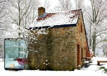 Modern Stone cottage
